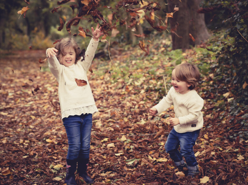 Secrets of outdoor family photography